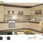 Кухня проект в Тирасполе