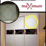 Применяемые материалы при изготовлении купе шкафов